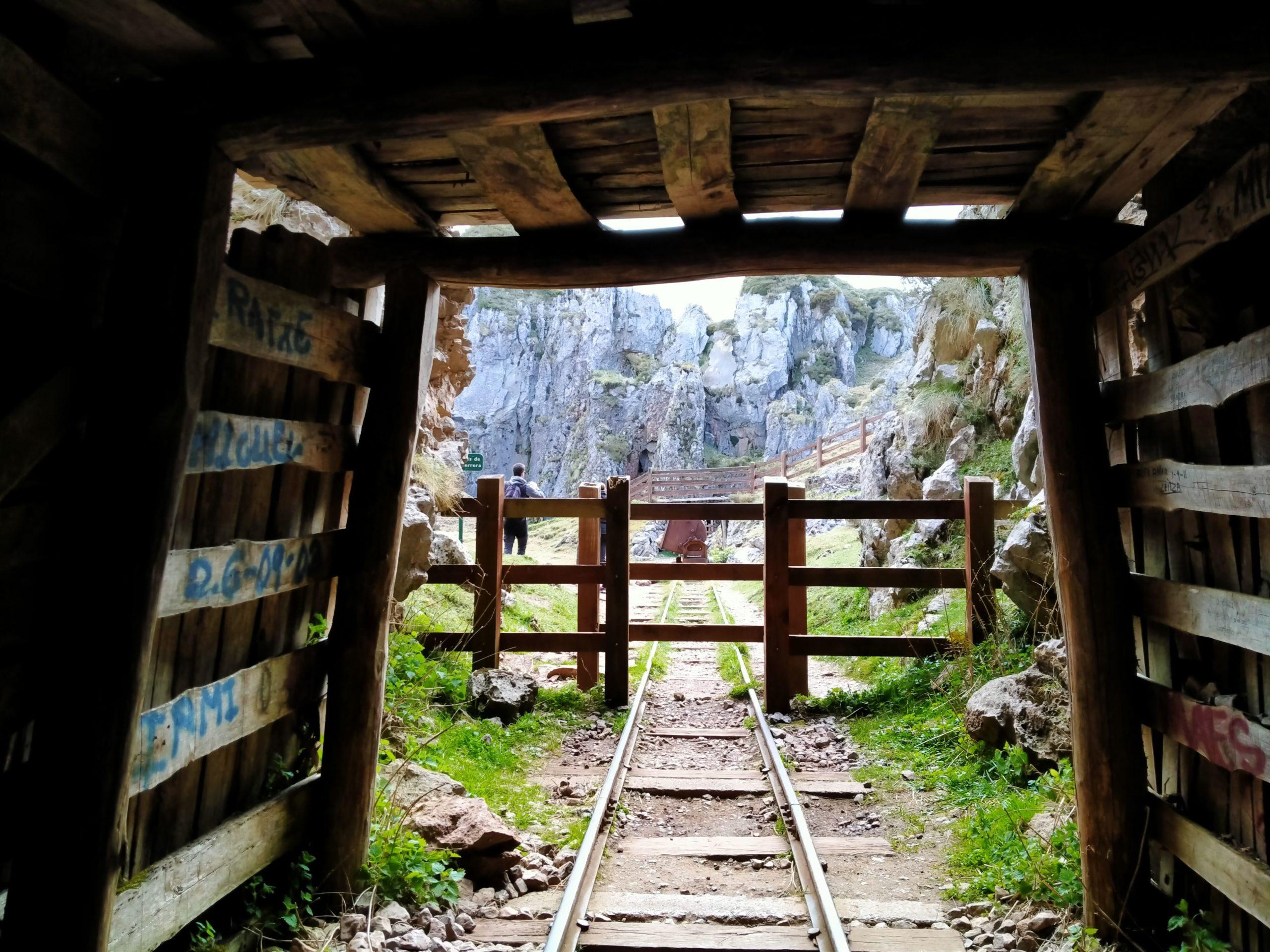 Minas de la Buferrera. Asturias. picos de Europa