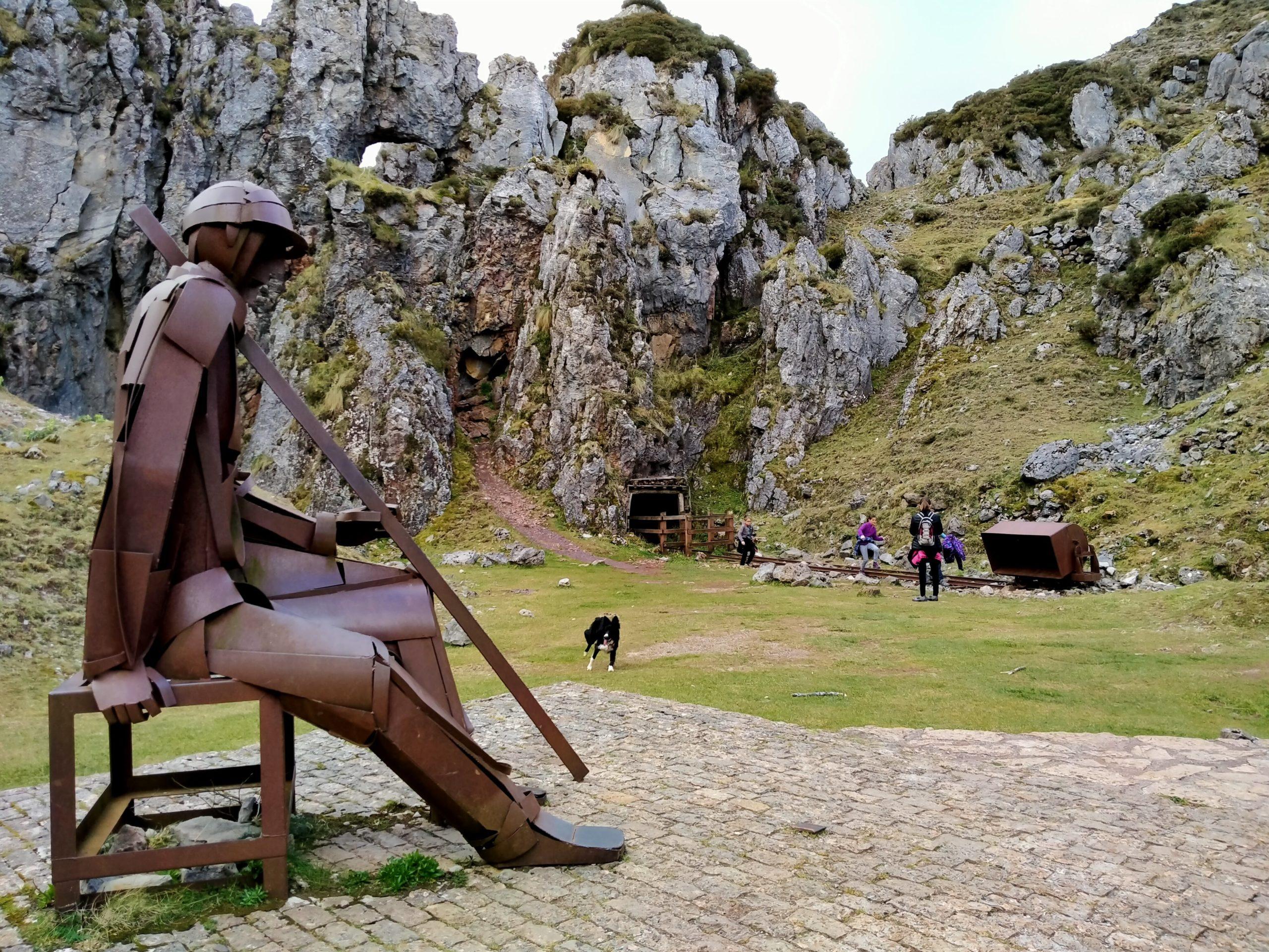 Antiguas minas de Picos de Europa