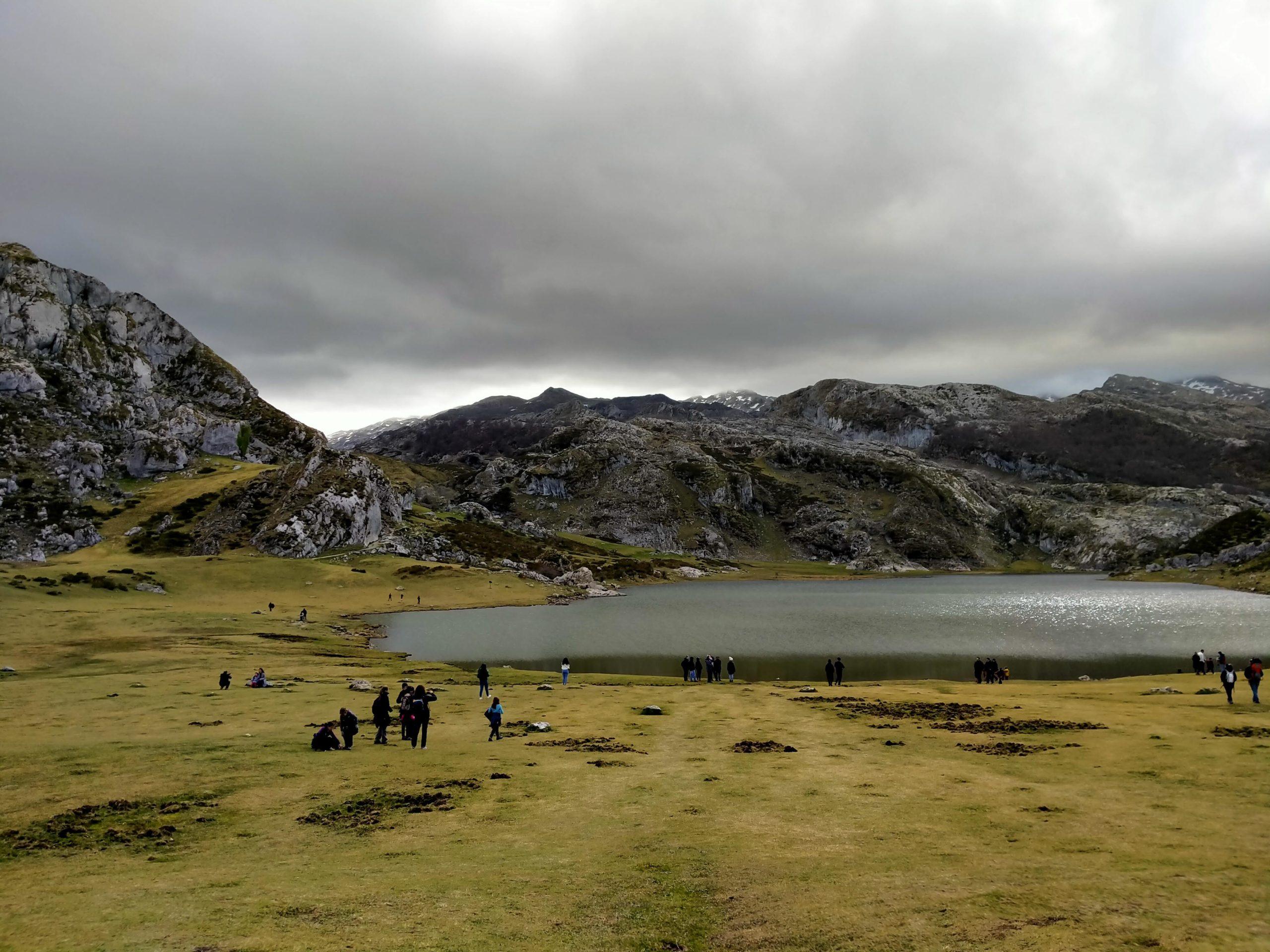 laguna Bricial. Picos de Europa. Asturias