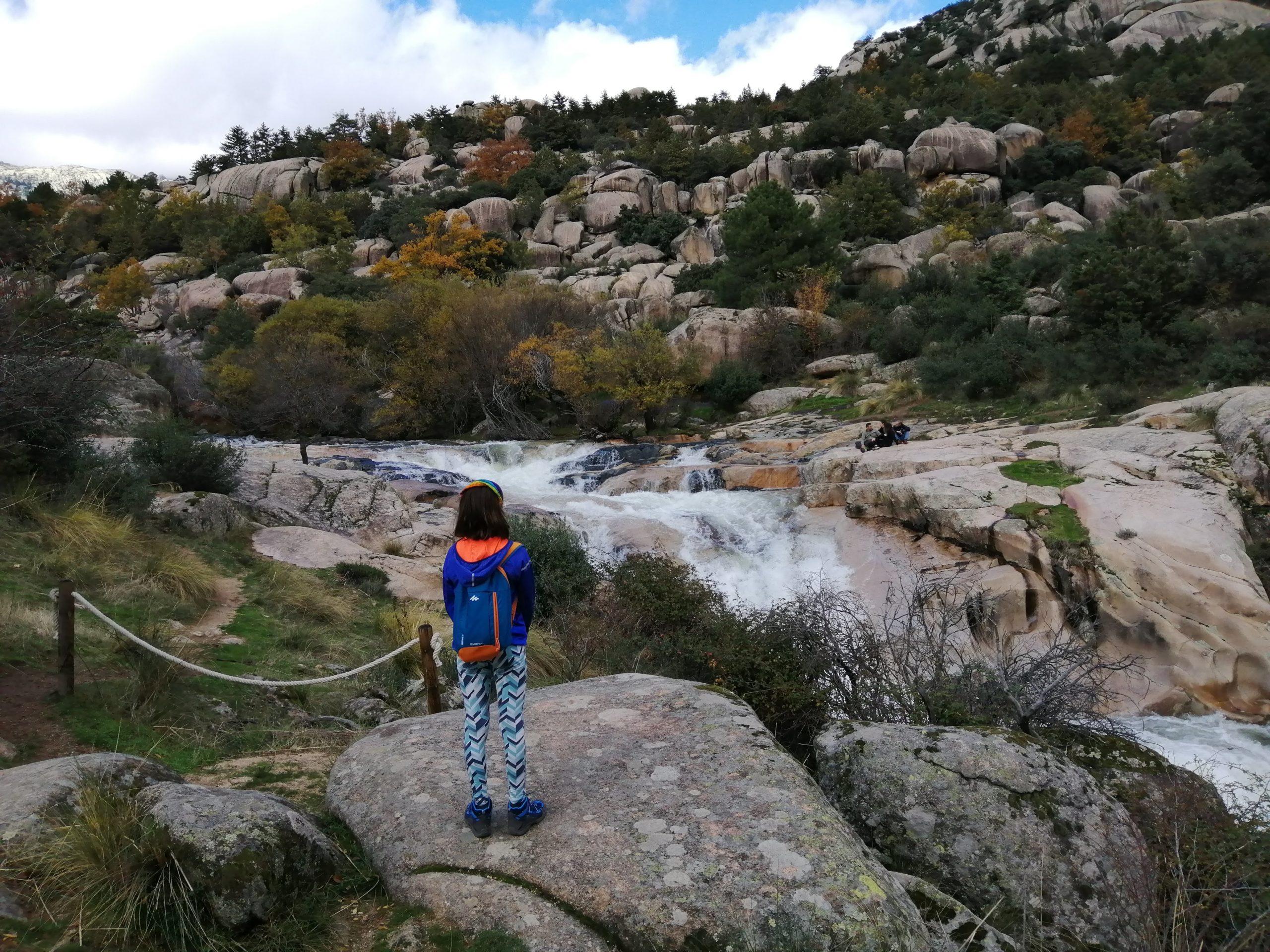 Ruta a Canto Cochino y la Charca Verde con los niños
