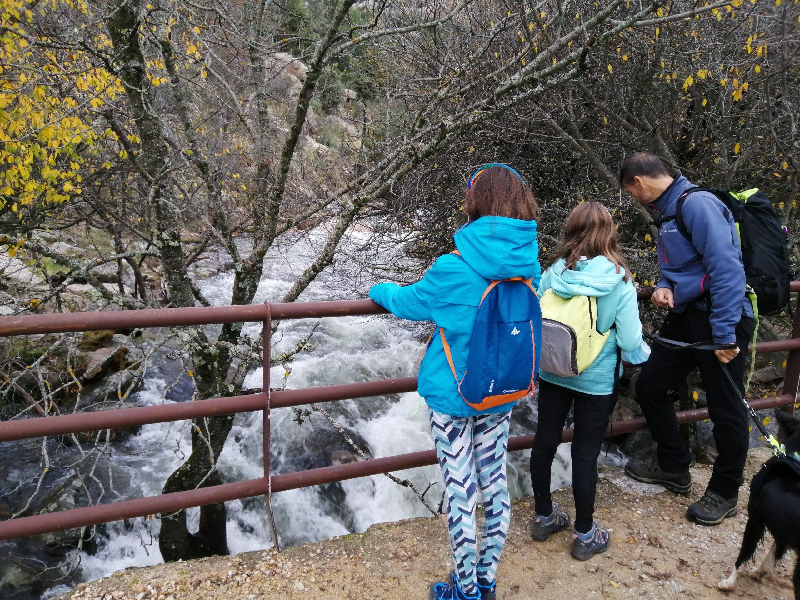 Río Manzanares en La Pedriza. © Patricia Fernández