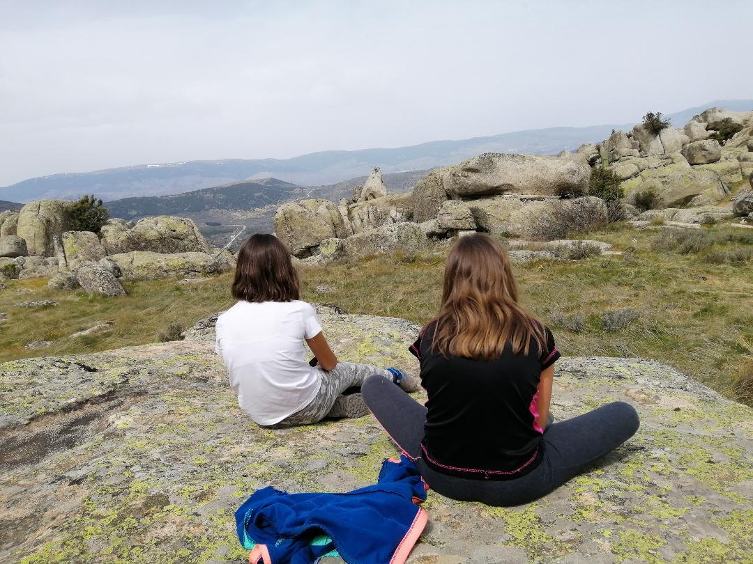 5 rutas fáciles y cortas para ir con los niños en Madrid